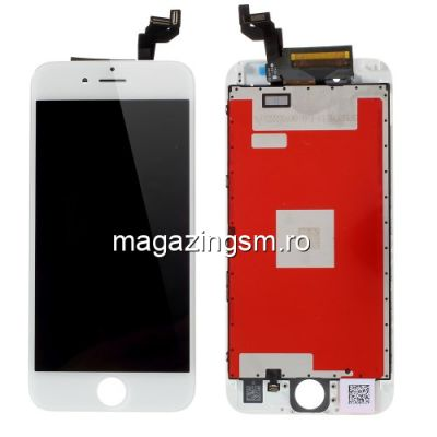 Display iPhone 6s Cu Touchscreen Original Alb