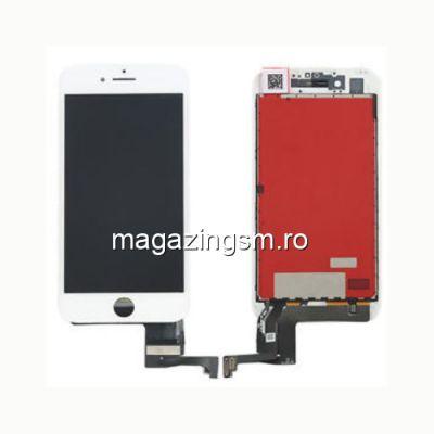 Display iPhone 8 Cu Rama Alb