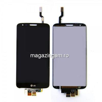 Display LG G2 D802 Cu Touchscreen Si Rama  Negru