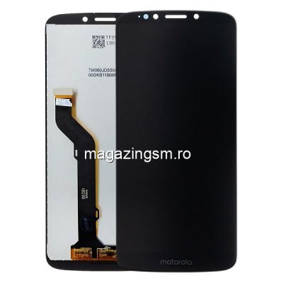 Display Motorola Moto E5 Plus OEM Negru