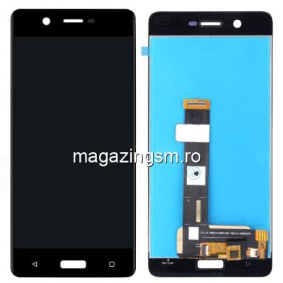 Display Nokia 5 2017 Cu Touchscreen Negru