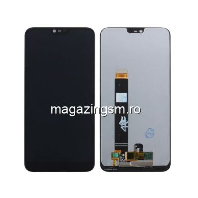 Display Nokia 7,1 2018 Negru