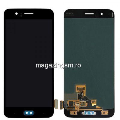 Display OnePlus 5 Cu Touchscreen Negru