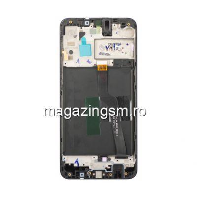 Display Samsung Galaxy A10 A105 Original Negru