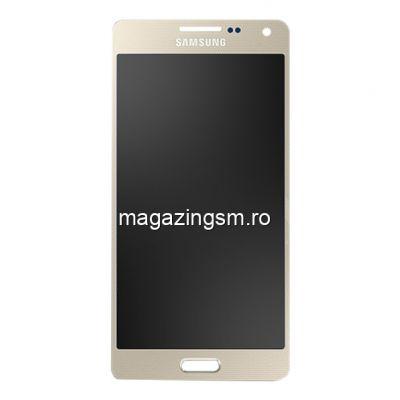 Display Samsung Galaxy A5 A500F Auriu