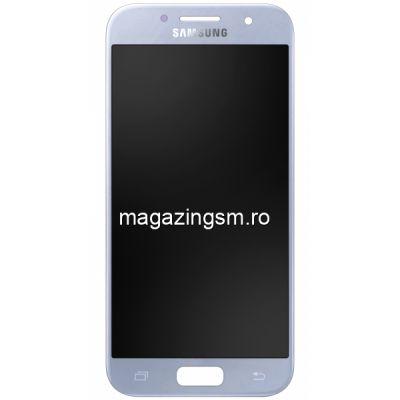 Display Samsung Galaxy A5 A520 2017 Complet Albastru
