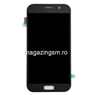 Display Samsung Galaxy A5 2017 Negru