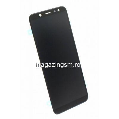 Display Samsung Galaxy A6 A600 2018 Original Negru