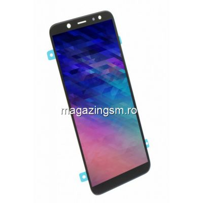 Display Samsung Galaxy A6 A600 2018 Original Negru