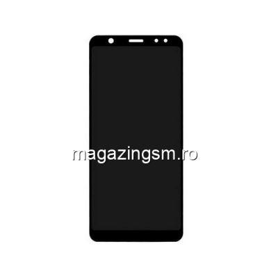 Display Samsung Galaxy A6 Plus 2018 Original Negru