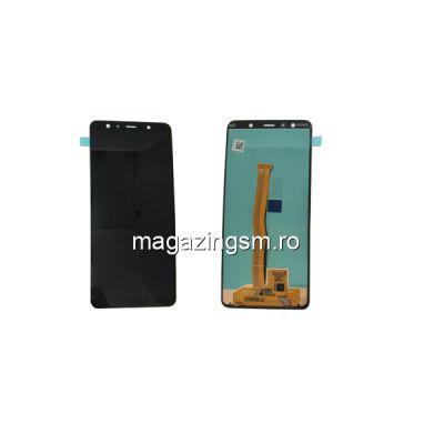 Display Samsung Galaxy A7 A750 2018 Original Negru