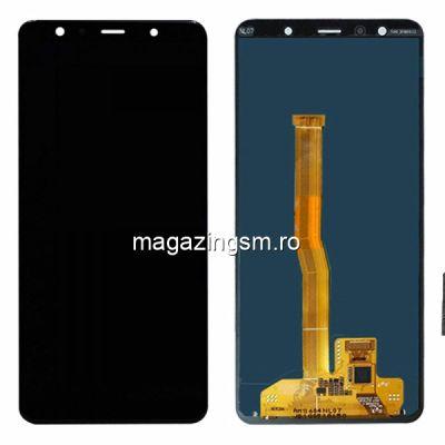 Display Samsung Galaxy A7 A750 Original Negru