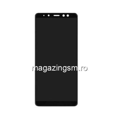 Display Samsung Galaxy A8 Plus A730 2018 Negru