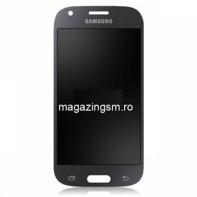 Display Cu Touchscreen Samsung Galaxy Ace 4 SM-G357FZ Original Negru