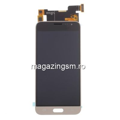 Display Samsung Galaxy J3 J320 2016 Auriu