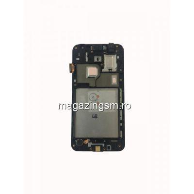 Display Samsung Galaxy J3 J320 Original Complet Cu RAMA Auriu SWAP