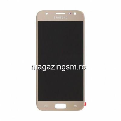 Display Samsung Galaxy J3 J330 2017 Auriu - Promotie