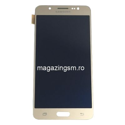 Display Samsung Galaxy J5 J510 J510F 2016 Auriu
