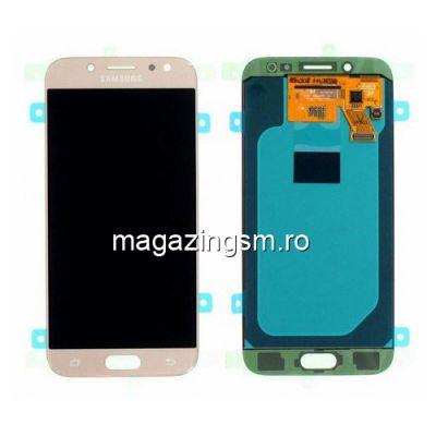 Display Samsung Galaxy J5 J530 2017 Cu Adeziv Stiker Auriu