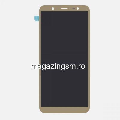 Display Samsung Galaxy J6 J600 2018 Cu Touchscreen Auriu
