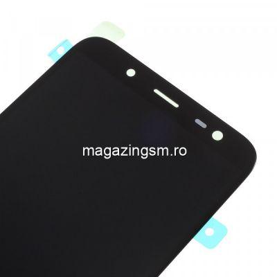 Display Samsung Galaxy J6 J600 2018 Original Negru