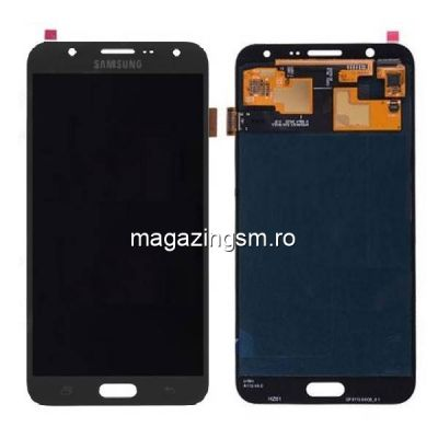 Display Samsung Galaxy J7 J710 Original Negru