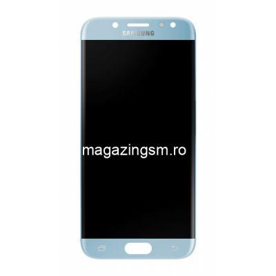 Display Samsung Galaxy J7 J730 2017 Complet Albastru