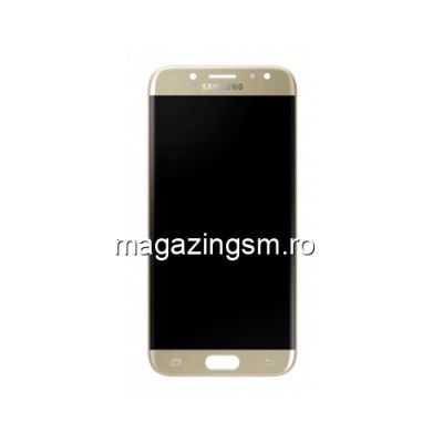 Display Samsung Galaxy J7 J730 2017 Auriu