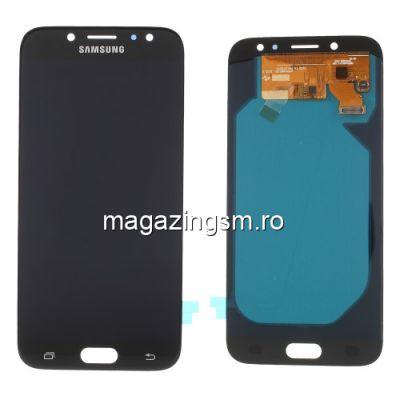 Display Samsung Galaxy J7 J730 2017 Complet Cu Touchscreen Negru
