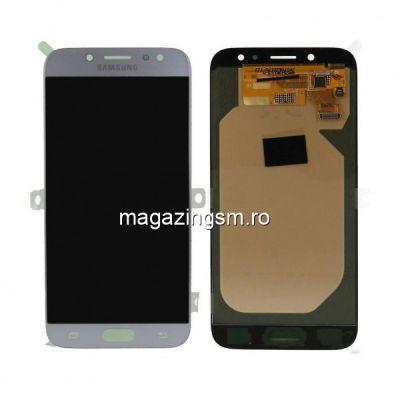 Display Samsung Galaxy J7 J730 2017 Original Argintiu