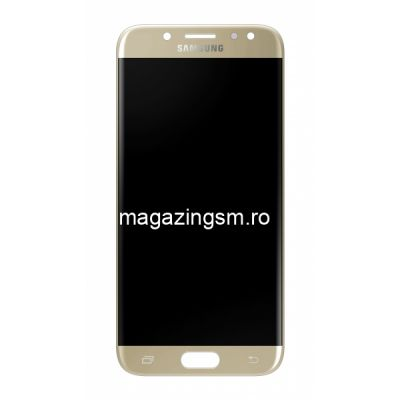 Display Samsung Galaxy J7 J730 Original Auriu