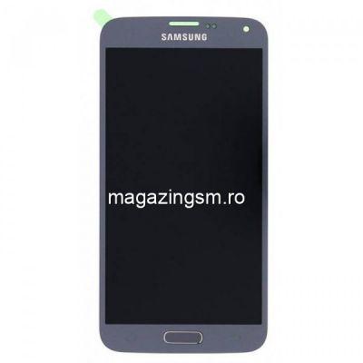 Display Samsung Galaxy S5 Neo G903 Original Argintiu