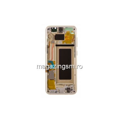 Display Samsung Galaxy S8 G950 Original Auriu