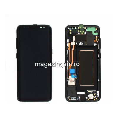 Display Samsung Galaxy S8 G950 Original SWAP Negru