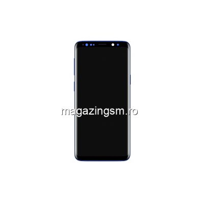 Display Samsung Galaxy S9 G960 Original Albastru