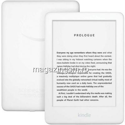 eBook reader Amazon Kindle 2019 167ppi 6inch 8GB WiFi Alb