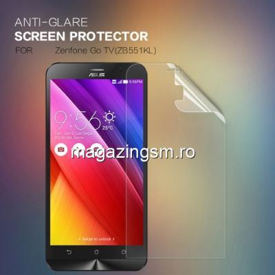 Folie Asus Zenfone Go / Go TV ZB551KL Protectie Display