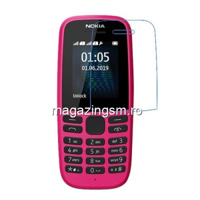 Folie Nokia 105 2019 Protectie Display