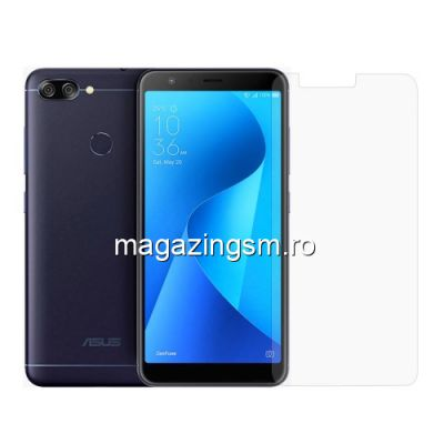 Geam Folie Sticla Protectie Display Asus ZenFone Max Plus M1 ZB570TL