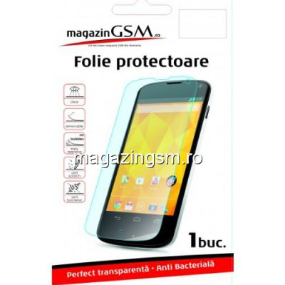 Folie Protectie Display LG V30 Crystal