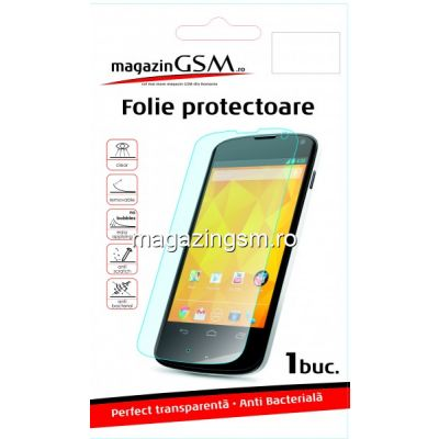 Folie Protectie Display Samsung Galaxy A8 Plus 2018 Crystal