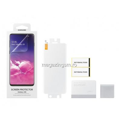 Folie Protectie Display Samsung Galaxy S10 G973 ET-FG973CTEGWW