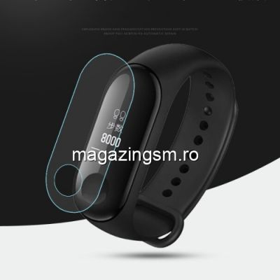 Folie Protectie Xiaomi Mi Band 3 TPU Acoperire Completa