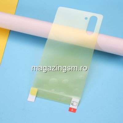 Folie Samsung Galaxy Note 10 N970 / Note 10 5G N971 Protectie Capac Baterie