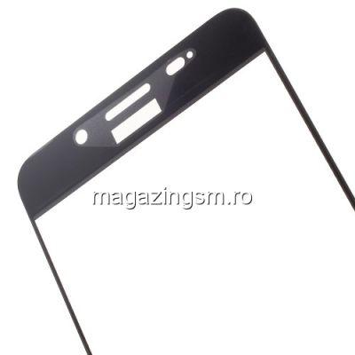 Folie Sticla Asus Zenfone 3s Max ZC521TL Acoperire Completa Neagra
