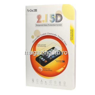 Folie Sticla HTC One M8 Protectie Display