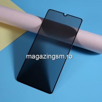 Folie Sticla Huawei P30 Protectie Display Anti Spy Acoperire Completa