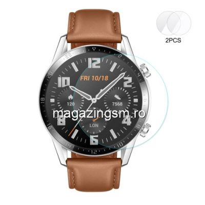 Folie Sticla Huawei Watch GT 2 46mm (2019) Protectie Display