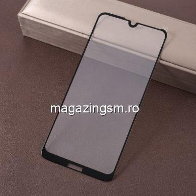 Folie Sticla Huawei Y7 2019 Protectie Ecran Acoperire Completa