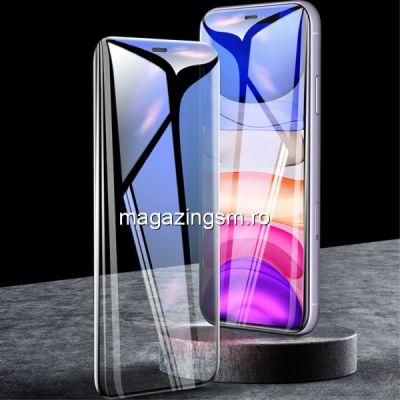 Folie Sticla iPhone 11 / XR Protectie Display Acoperire Completa